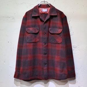 70's Pendleton wool board shirts