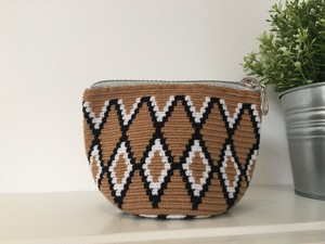 Wayuu bag (ワユーバッグ) Special Edition ポーチ/コインケース