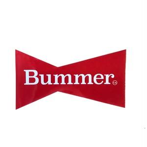 Bummer California - BOW TIE STICKER