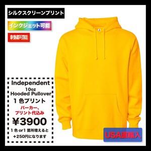 Independent 10.0oz Hooded Pullover Sweatshirt (品番IND4000)