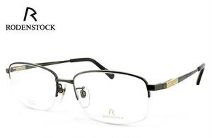 ローデンストック 眼鏡 R0141 B メガネ 2サイズ 日本製 RODENSTOCK チタン メンズ 男性用 眼鏡 バネ蝶番