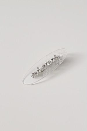 "malamute × somnium""cut glass pin"""