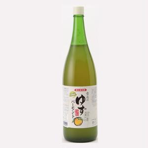 【飲む果実酢】1800mlゆずバーモント