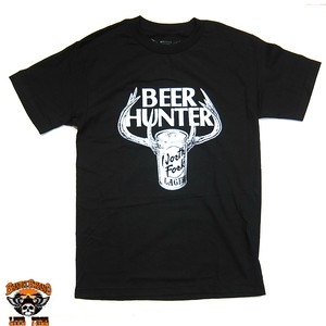 Bandit Brand BEER HUNTER Tee #BBMT-b/hunt
