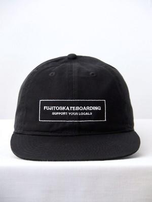 FSB Cap Box Logo ver. Black,Beige