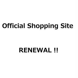 RENEWAL のお知らせ