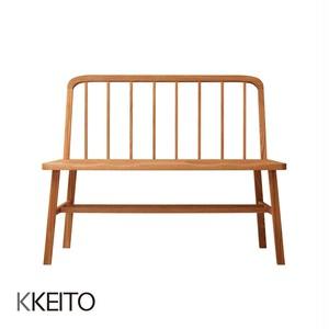 ハイバックベンチ KKEITO