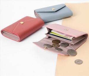 牛革 ミニ財布 カードケース コインケース