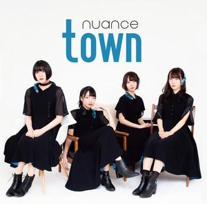 4th minialbum「town」