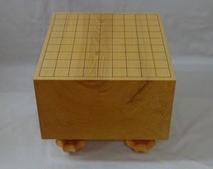 将棋盤 日本榧 板目6.3寸
