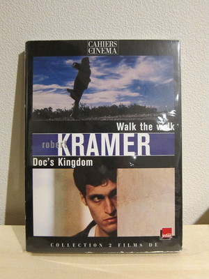 【dvd】walk the walk / doc's kingdom/ロバート・クレイマー (robert kramer)