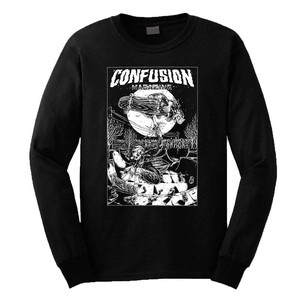 Confusion cheers LS tee