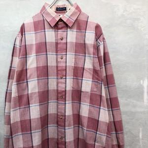 チェックシャツ #1177