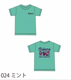 【期間限定/受注生産】ミント/エンタメジャズカラフルTEEシャツ