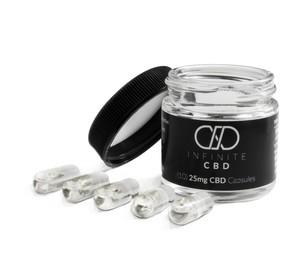 CBDカプセル錠剤 3000mg (100mg*30粒) 濃度99%CBDクリスタル使用 通常価格 ¥45000