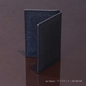 Pinetti Double Buisiness Card Holder / Ari (ピネッティ ダブルビジネスカードホルダー/アリ) 457-037