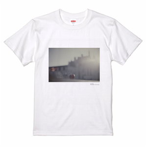 photo t-shirt 1 【apple】(oversize)