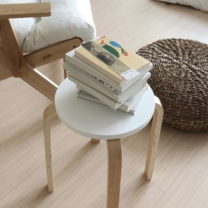 wood stool chair 5colors / ウッドスツールチェアー 椅子 韓国 北欧