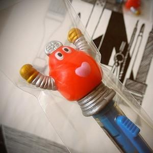 がんばれ!ロボコン シャーペン