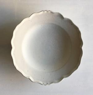 コピー:富士山浅鉢(雪が積もった富士山)