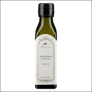 マカダミアナッツオイル(ケニア産)100g 今話題のオメガ-7を高含有