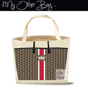 My Other Bag マイアザーバッグ トート Classic クラシック Sophia Stripes