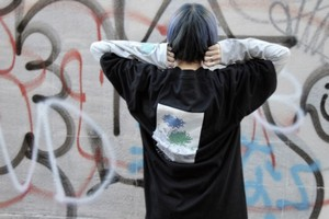 【ラスト1点】distortion T-shirt