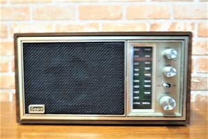 品番Z-013 ヴィンテージラジオ 2