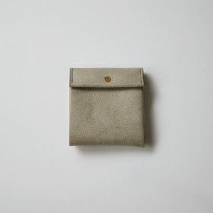 replica wallet - gray - ALASKA