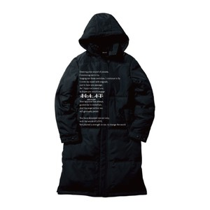 ILL IT - MICRO COTTON NEO DOWN JACKET -
