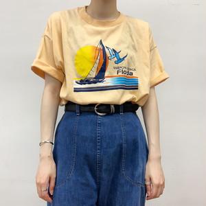 USA vintage yacht T-shirt