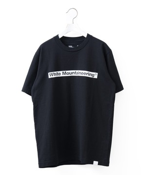 LOGO PRINTED T-SHIRT - BLACK
