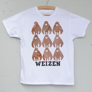 【メンズS】ゴラル ビールTシャツ(WEIZEN)商品番号019