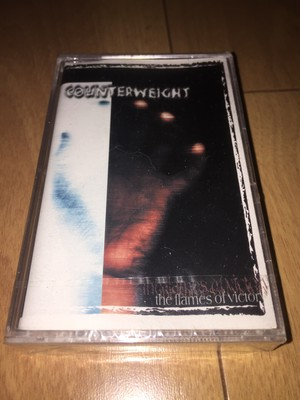 Counterweight ‎– The Flames Of Victory TAPE