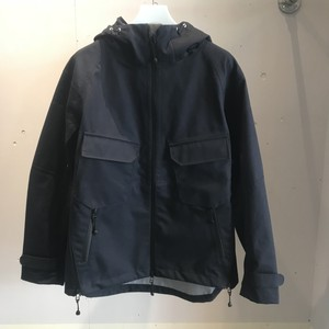 meanswhile 3 Layer Ventile She'll Jacket/NAVY
