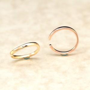 K18 ear-cuff-ring (イヤカフリング)
