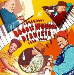 CD 「伝説のブギ・ウギ・ピアノ / V.A.」