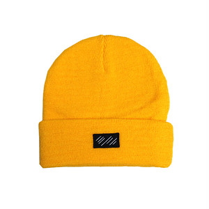 scar /////// BLOOD BEANIE (Gold)