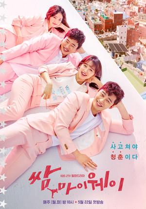 韓国ドラマ【サム、マイウェイ】Blu-ray版 全16話