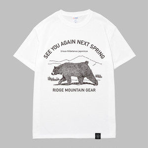 "See You Again Next Spring 2020 ""Walk Bear"" 予約受注製品"