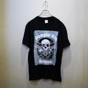 STOMPIN'NITE_ Returns 限定Tシャツ