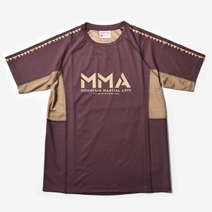 MMASW Active Work Top (Brown)