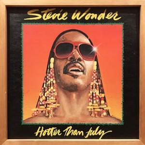 Stevie Wonder – Hotter Than July (LP)