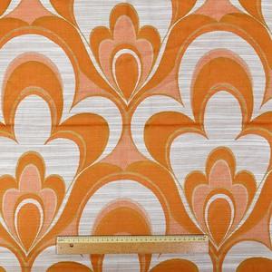 織柄カーテン(横110×縦242)