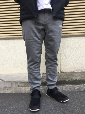 VEGETATION×NEW CURRENT WORKS   MOVING PANTS  グレー