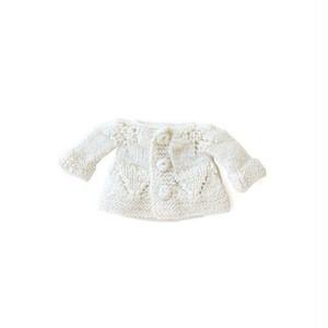 IVORY SWEATER|ぬいぐるみと人形の服