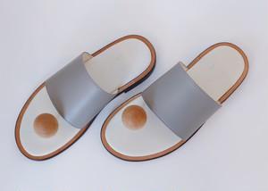 """_Fot  """"wood ball sandal"""""""