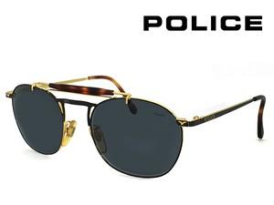 ポリス ヴィンテージ サングラス 2045-127 police レトロ 訳あり メンズ Sサイズ ツーブリッジ ボストン UVカット