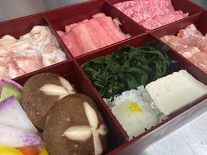 「さるひめ鍋BOX」横須賀市内限定 1月22日金曜日 無料お届け便:炭火焼タイガー