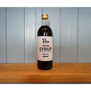 直販限定:COFFEE SYRUP (cafeinless) 500ml